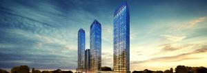 """One Indiabulls Blu 
